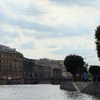 Прогулка по Фонтанке :: Владимир Гилясев