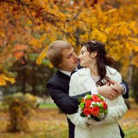 Свадьба Саши и Оли :: Евгения Маслова