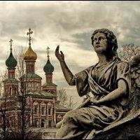 легенды Новодевичьего монастыря :: Дмитрий Анцыферов