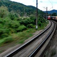 Российские железные дороги. :: Анатолий Борисов