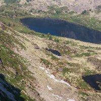 озеро Мраморное , озеро Разбитое сердце :: Дамир Белоколенко