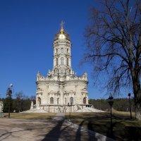 Знаменская церковь в Дубровицах :: Марина Назарова
