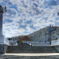 Лестницы Севастополя :: Юрий Яловенко