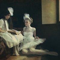 Куклы тоже любят слушать сказки :: Лариса Костина