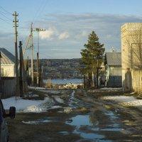 Весна в моём городе :: Пётр Сухов