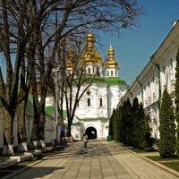 Весенняя прогулка по Киево-Печерской лавре - 5 :: Владимир Бровко