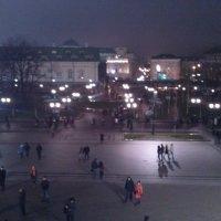 Александровский сад.Ночь. :: Мила