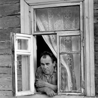 Портрет отца 1979год :: Иван Клещин