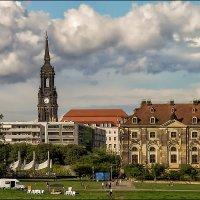 В Дрездене :: Максим Шилин
