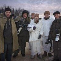 Холодное утро декабря... :: Виктор Перякин