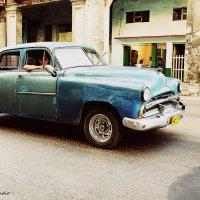 Classic car, Havana :: Arman S