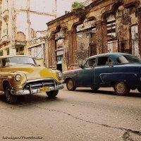 Classic cars, Havana :: Arman S