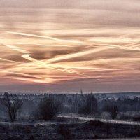 Небо в полоску :: Антон Бабалян