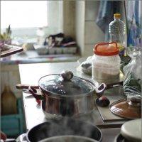 Кухня :: Алексей Михеев