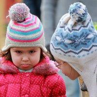 Женщины, они такие: Сами придумают и сами же обидятся! :: Детский и семейный фотограф Владимир Кот