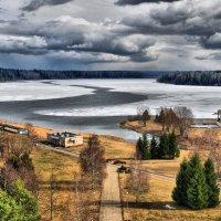 Лёд тронулся... :: Андрей Куприянов