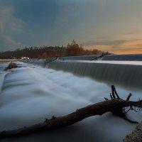водопад :: Юрий Коротун