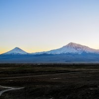 Гора Арарат :: Ashot Turajyan