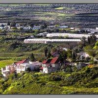 Поселение Кдумим- Егуда и Самария, Израиль :: Shmual Hava Retro