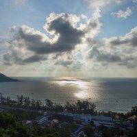 облака над морем :: Дамир Белоколенко