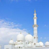 Sheikh Zayed Mosque :: Евгений Бубнов