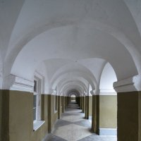 вход духовной семинарии :: Андрей ЕВСЕЕВ