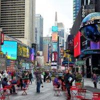 Серия-На улицах Нью-Йорка. :: Gene Brumer