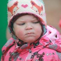 Интересно, о чем думает это чудо?! :) :: Детский и семейный фотограф Владимир Кот