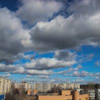 Облачка :: Арсений Тёмный