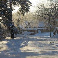 Последний снег :: Наталья