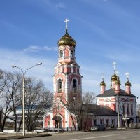 Сретенский храм :: Марина Назарова