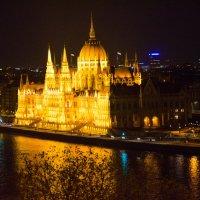 Парламент в Будапеште :: Александр Антонович