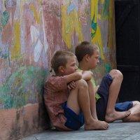 усталость... :: Светлана Фомина