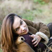 В осеннем лесу. :: Elena Vershinina