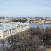 Здание Сената и Синода (сегодня здание Конституционного Суда России) :: Владимир Горубин