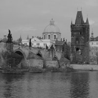 Карлов мост. Прага. :: Юрий Ващенко