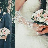 свадьба :: Елена Нешитая