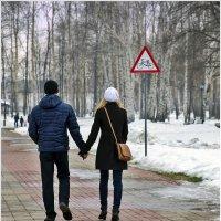 Рука в руке :: Любовь Потеряхина