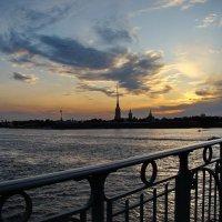 Мост,река и крепость :: Владимир Гилясев
