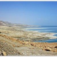 Побережье Мёртвого моря (Израиль) :: Александр Назаров