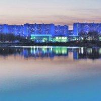 Вечерняя синева :: Валерий Антипов