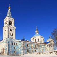 Спасо-Влахернский женский монастырь :: Марина Назарова