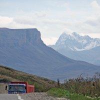Слева плато--Западный Кинжал :: Nik Зонов