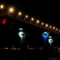 мост через Волгу 3 :: Иван Синицарь