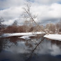 Зеркало-река :: Сергей
