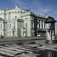 Мариинский театр :: ник. петрович земцов