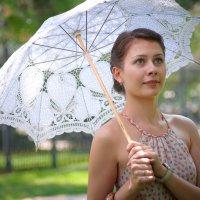 Девушка из лета :: Игорь Лариков