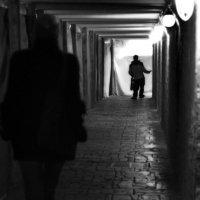 Дойду до края тьмы, до края света – превозмогая и благодаря. :: Ирина Данилова