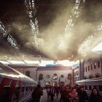 Вокзал :: Влад Никишин