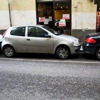Прелести итальянской парковки) :: Наташа Ключник
